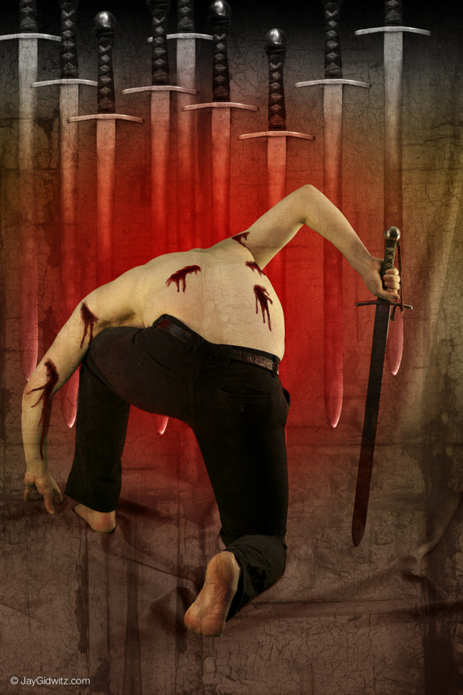 Ruin - The Ten of Swords