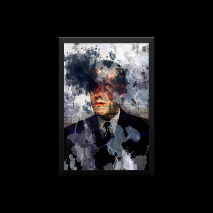 H.P. Lovecraft Mockup
